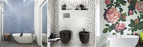 Mosaici X Bagni Bagno Con Pavimenti E Rivestimenti In Mosaico 100 Idee