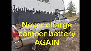 Homemade Tacoma Truck Camper Battery Wiring For Automatic