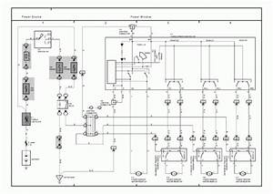 1999 Toyota Avalon Wiring Diagram