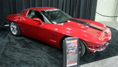 Lingenfelter's Custom Corvettes Blend Eras - The New York ...