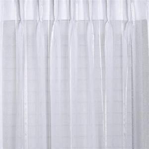 Buy Bergamo Striped Sheer Pinch Pleat Curtains Online
