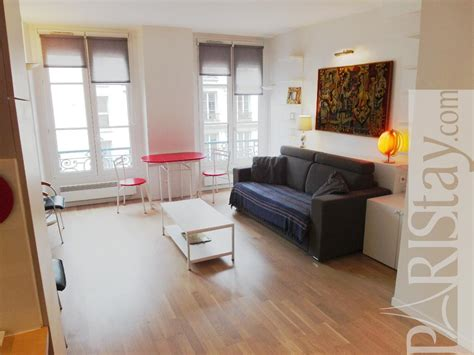 Rent Appartment by Rent Apartment In Studio Beaubourg 75001