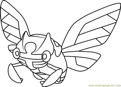 87 pokemon coloring pages genesect coloring pages