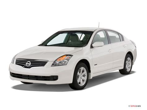 2009 Nissan Altima Hybrid by 2009 Nissan Altima Hybrid Prices Reviews Listings For