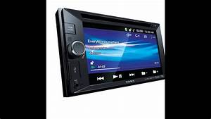 Sony Xav 68bt Double Din Head Unit  6 2 Inch