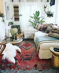 bohemian living room 26 Bohemian Living Room Ideas - Decoholic