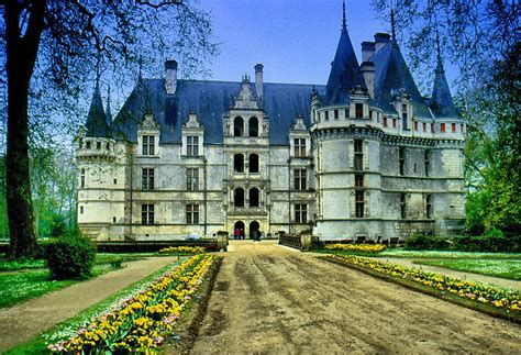 panoramio photo of chateau de azay le rideau