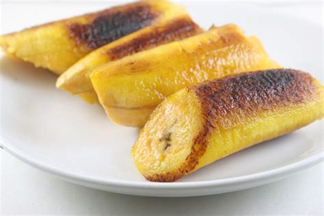 how to cook plantains how to fry plantains the wannabe chef