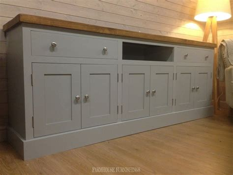 kitchen island with shelves pine sideboards for sale 7ft plank top sideboard tv