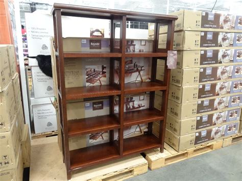 bayside furnishings ladder bookcase bookshelf costco 28 images bookcase costco shopping