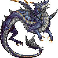 Dragon Cave - Dragon - (m0vk5)