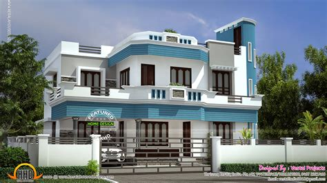 home design awesome house by vestal projects kerala home design and