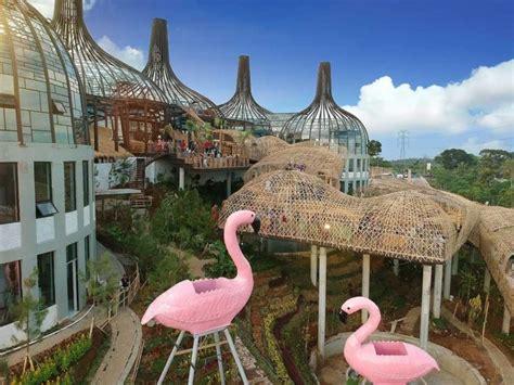 dusun semilir eco park spot hits  instagramable