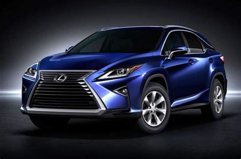 2018 Lexus Rx 350 Redesign  New Car Price Update And