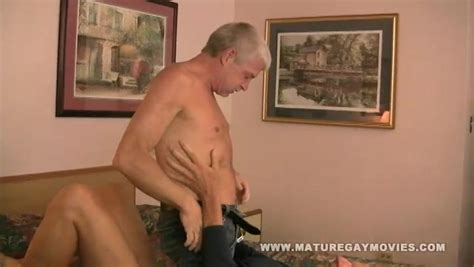 Silverdaddy Bareback His Mature Fuck Buddy Mature Porn