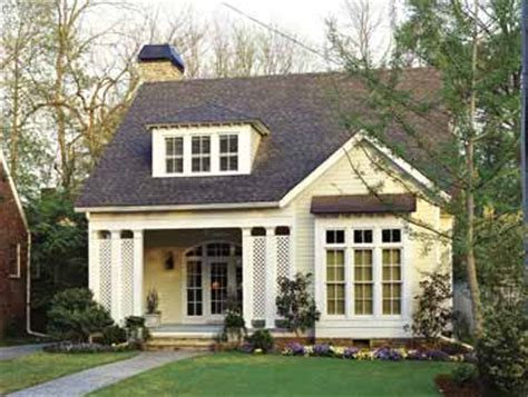 Small Southern Cottage House Plans Ideas by Cotton Hill Cottage From The Southern Living Hwbdo55639