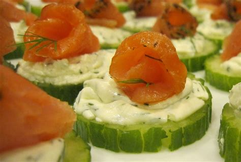 cucumber canapes smoked salmon cucumber canapes 39 s pantry