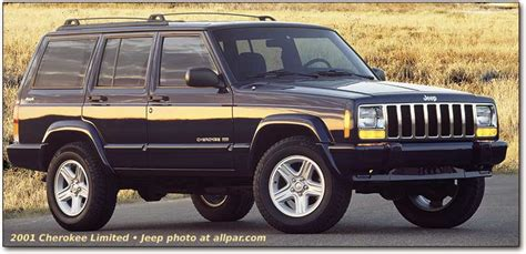 old jeep liberty the 1997 jeep cherokee detailed change guide