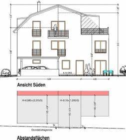 6 Bauo Nrw : abstandsfl chen giebel mit dachterrasse ~ Articles-book.com Haus und Dekorationen