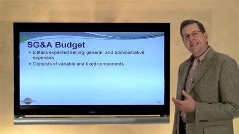 components   master budget youtube