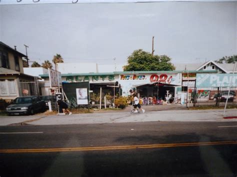 Compton California Ghetto