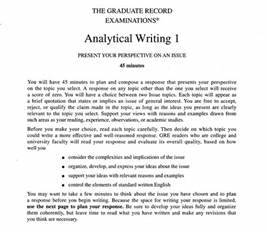 sample gre essays analytical writing essay examples gre essay youtube
