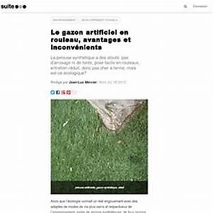 Gazon Synthétique Avantages Et Inconvénients : pelouse prairie gazon et couvre sol pearltrees ~ Dode.kayakingforconservation.com Idées de Décoration