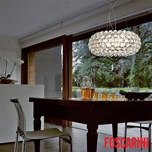 Caboche Grande Suspension Foscarini MetropolitanDecor