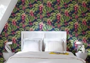 Papier Peint Tropical Chic 25 Superbes Papiers Peints Pour La