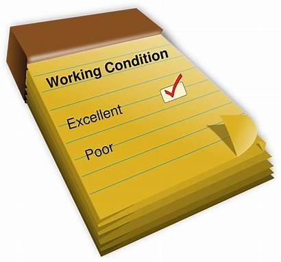Conditions Working Ohs Clip Condition Success Motivation