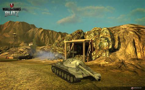 Андроид игра world of tanks blitz