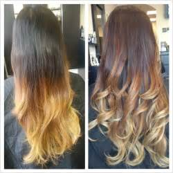 Balayage vs Ombre Hair