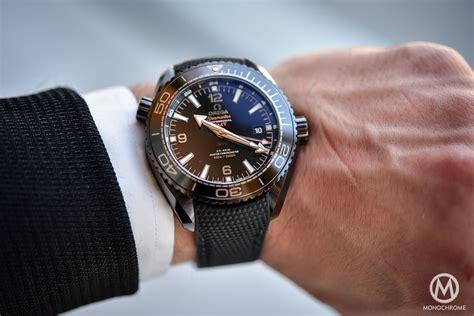 omega seamaster planet black black 4 monochrome watches