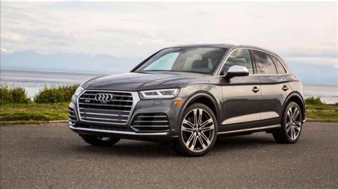 2019 Audi Sq5 by 2019 Audi Sq5 Prestige 2019 Audi Sq5 Exhaust A Look At