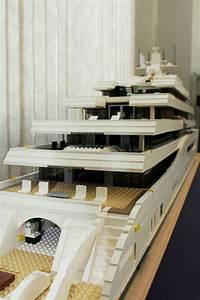 LEGO Mega Yacht Keith Orlando