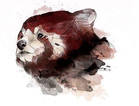 artist alexandra laza creates magical animal themed  art