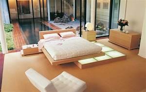 Bett Erhöhen Füße : feng shui schlafzimmer komplett gestalten ~ Buech-reservation.com Haus und Dekorationen