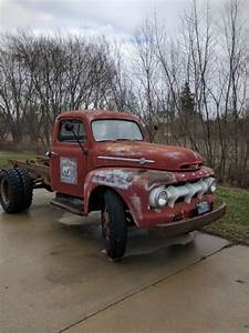 1952 Ford F-4 For Sale