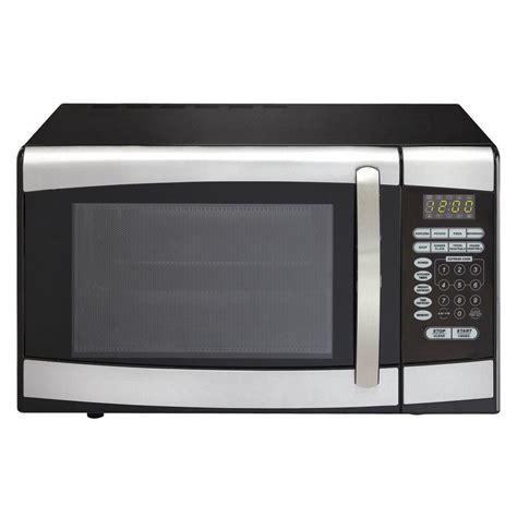 countertop microwave stainless steel danby designer designer 0 9 cu ft countertop microwave