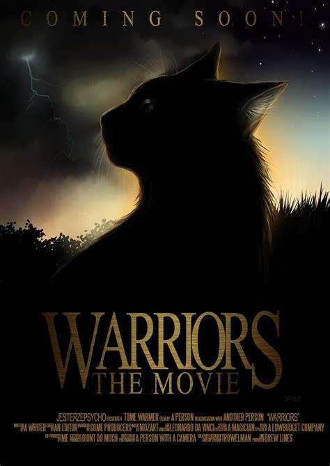 Warrior Cats Movie Poster (fan) By Warriorsblueleaf On