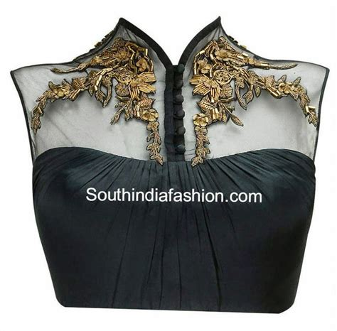 latest saree blouse designs   blouse designs