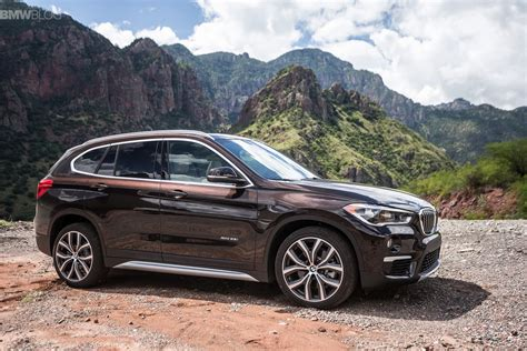 First Drive 2018 Bmw X1 Xdrive28i
