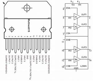 L298n Motor Controller Theory Projects