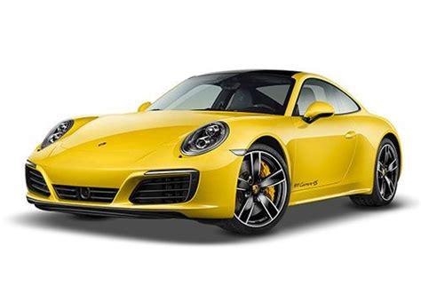 Porsche 911 Colors, 15 Porsche 911 Car Colours Available