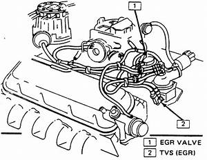 I Need A Vacum System Diagram For A 1985 454 Engine That