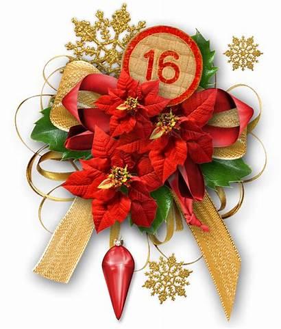 Cluster Christmas Countdown Days Cheyokota Freebie Scraps