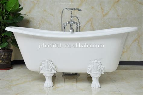 baby  small clawfoot cast iron bathtub freestanding