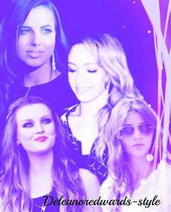 Danielle Peazer And Eleanor Calder And Perrie Edwards ...