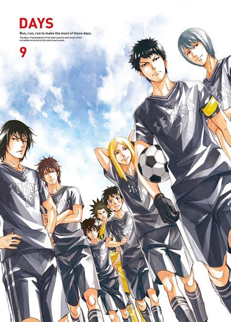 tvアニメ days 公式 days anime