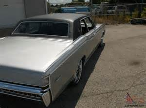 1969 Lincoln Continental Suicide Doors